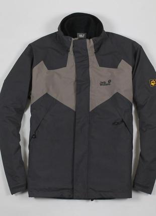 Шикарная куртка jack wolfskin