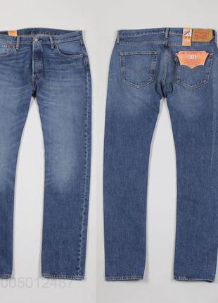 Новые джинсы levis 501