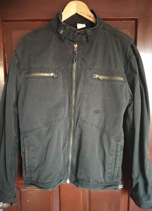 Мужская куртка NIKE (cotton) с подкладкой