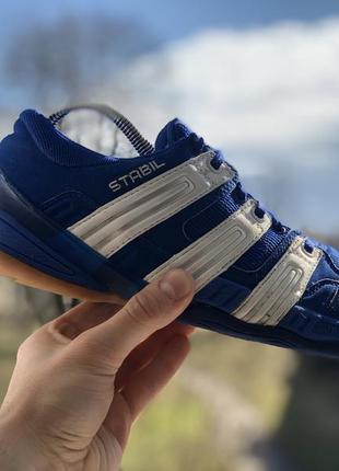 Adidas stabil гандбольні спортивні кросівки оригінал (волейбол...