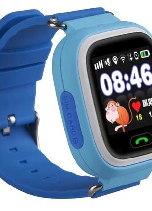 Смарт часы для детей G72 + GPS
