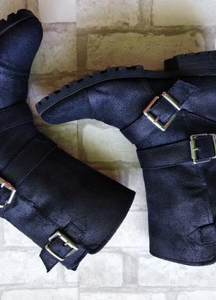 Демисезонные ботинки 37р,стелька 24см