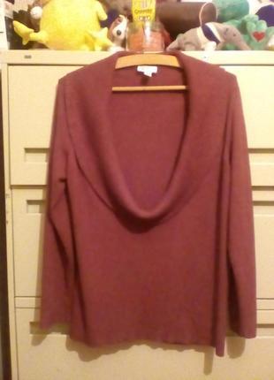 Огромный выбор!!! свитер большого размера с большим вырезом и ...