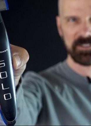Триммер – бритва для мужчин Micro Touch Solo, мужская машинка для