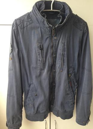 Мужская куртка, ветрока khujo, германия
