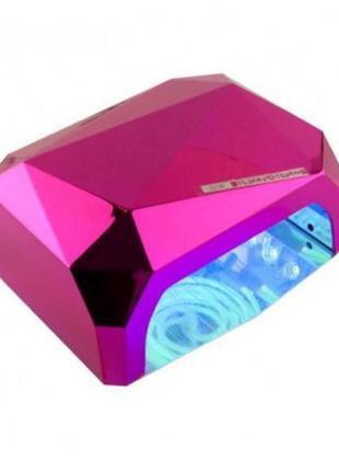 УФ лампа для наращивания ногтей на 36 Вт Beauty nail CCF + Led...