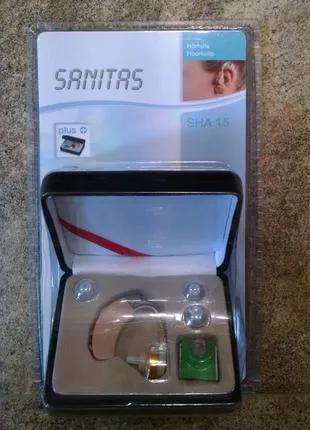 Продам Слуховой аппарат Sanitas SHA 15, новый  из Германии