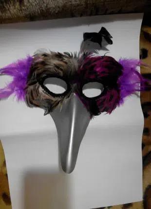 Карнавальная маска Венецианский карнавал, можно для корпоратива