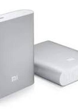 Портативное зарядное Xiaomi Mi Power Bank 10400 mAh Повербанк вне