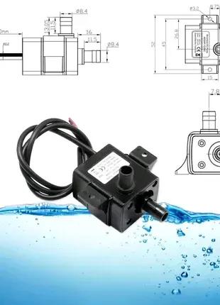 Погружной насос помпа  для перекачки воды   9  -  12 вольт
