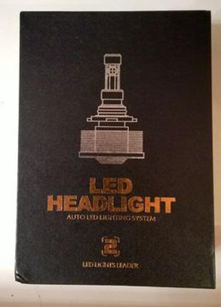 LED лампы HB3/9005, 30W, 6000K (3000LM)