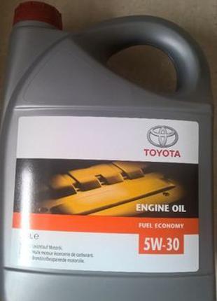 Toyota Fuel Economy 5W-30 (5л)