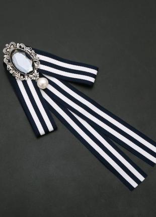 Брошь галстук 1654