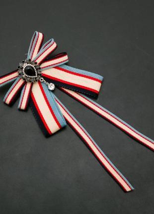 Брошь галстук 1655