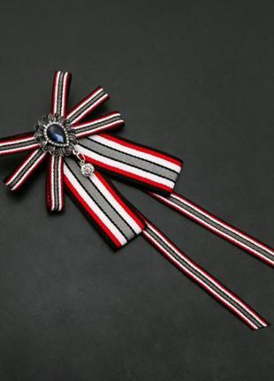 Брошь галстук 1656