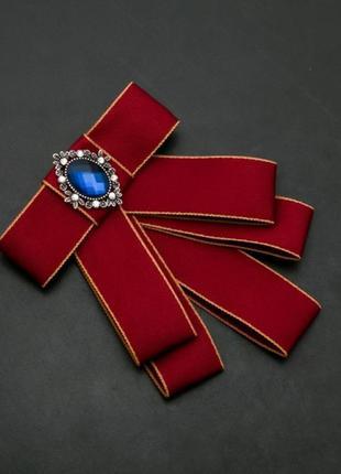 Брошь галстук 1657