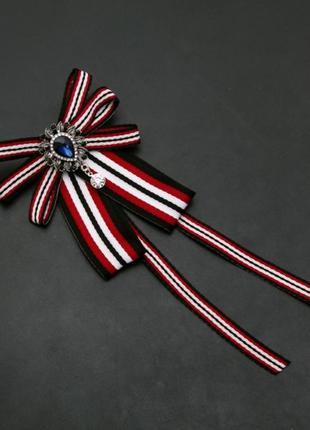 Брошь галстук 1658