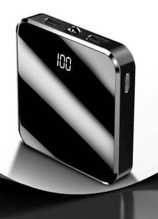 Повербанк с экраном Rock на 20000 мАч -внешний аккумулятор, po...