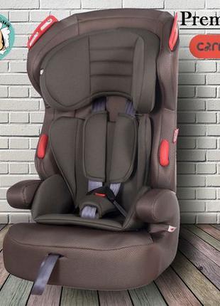 Спец предложение! Детское автомобильное кресло Коричневый Прем...