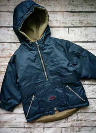 Стильная куртка на малыша, демисезон
