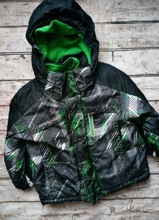Фирменная куртка термо 2т, сша