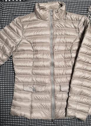 Куртка пуховик reset демисезонная