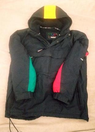 Курточка анорак деми размер s