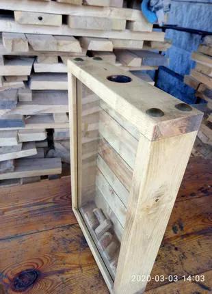 Ящик для сбора винных пробок