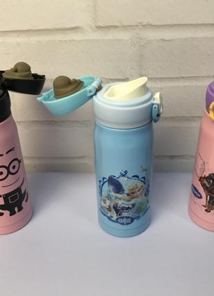Качественная безопасная Детская бутылка 350 МЛ MyBottle 915. Детс