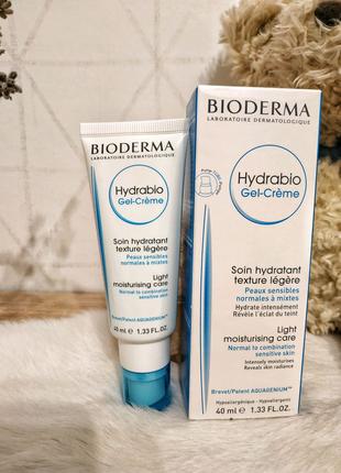 Bioderma hydrabio gel-creme