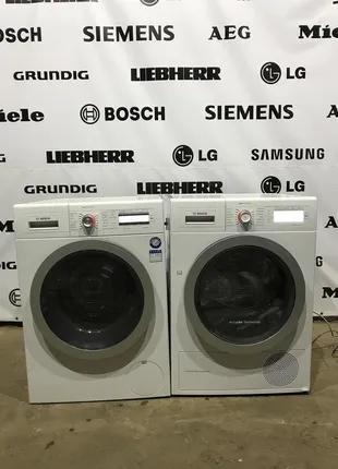 Стиральная машина Bosch+Сушильная машина/WTY86700/.WAY325541NL/