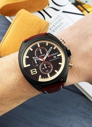Мужские часы Curren 8324 Оригинал