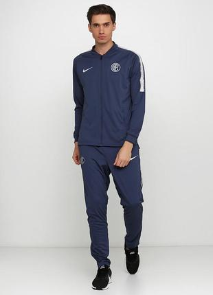 Спортивный костюм nike inter tracksuit dry оригинал! - 5%
