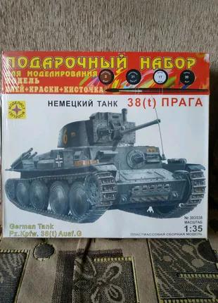 Модели танков 1/35