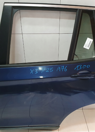 Разборка BMW X3 F25 б/у запчасти