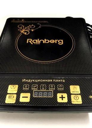 Индукционная плита RAINBERG