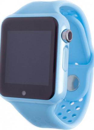 Смарт-часы Smart Watch G98 GPS Sky Blue (Голубой)