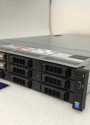 Сервер хранения Dell NX3230 l E5-26xx V4 l SAS SSD l DDR4