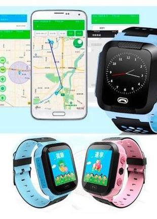 Детские Смарт Часы GPS камера Оригинал Smart Watch Q528 Y21