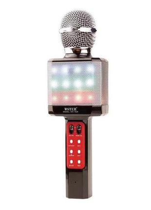 Оригинальный Караоке Микрофон WS-1828 + изменения голоса Арт. ...