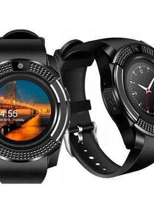 Смарт Часы V8 Оригинал Bluetooth Smart Watch Sport, Sim Card, ...