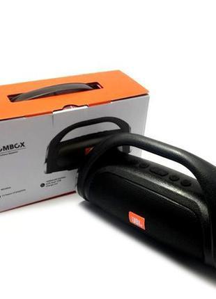 Мобильная Стерео Bluetooth колонка JBL BoomBox mini Артикул - ...
