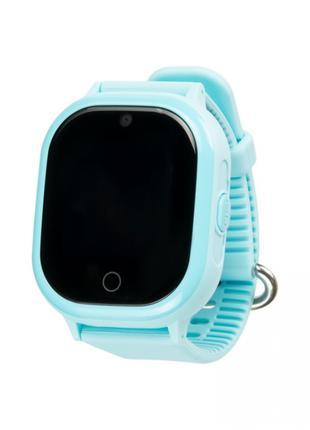 Детские умные часы с GPS и камерой Smart Watch WP06 Бирюзовый