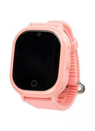 Детские смарт-часы Smart Watch WP06 GPS+камера Розовый