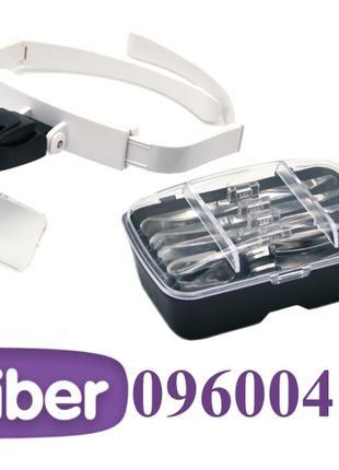 Лупа налобная очки бинокулярные TH 9201