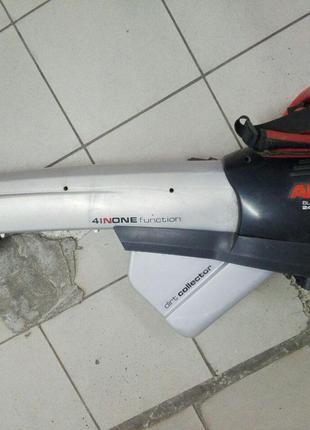 Садовый пылесос AL-KO Blower Vac 2400 E speed control