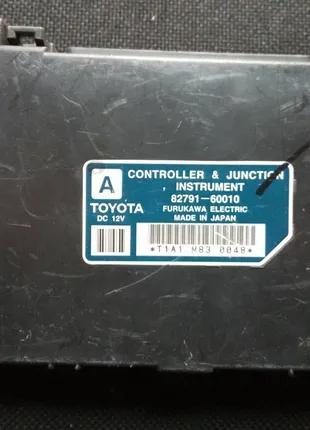 Блок комфорта Toyota Land Cruiser 100 Lexus LX470 8279160010