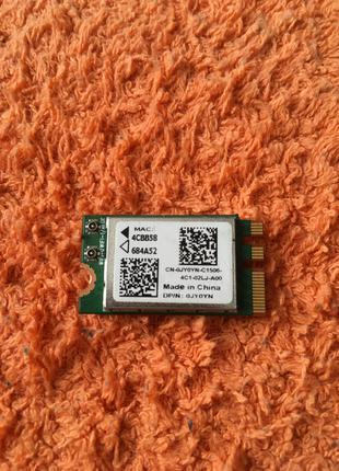 WiFi адаптер знятий з ноутбука Dell Inspiron 15 3878, 0JY0YN, б/у