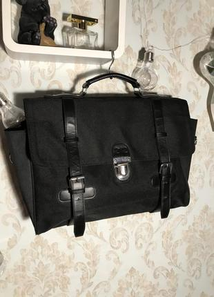Сумка чемодан с ремнями 212 carolina herrera