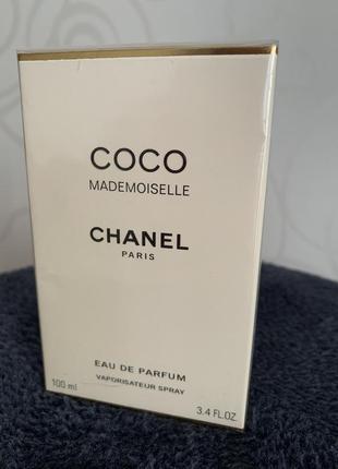 Парфюмерная вода chanel coco mademoiselle eau de parfum intense